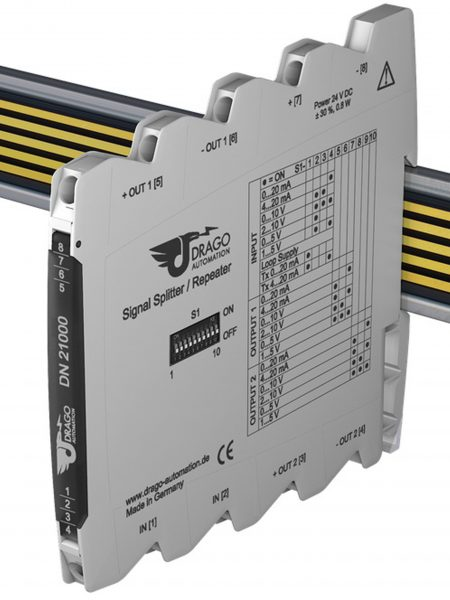 Bộ chia tín hiệu drago DN21000