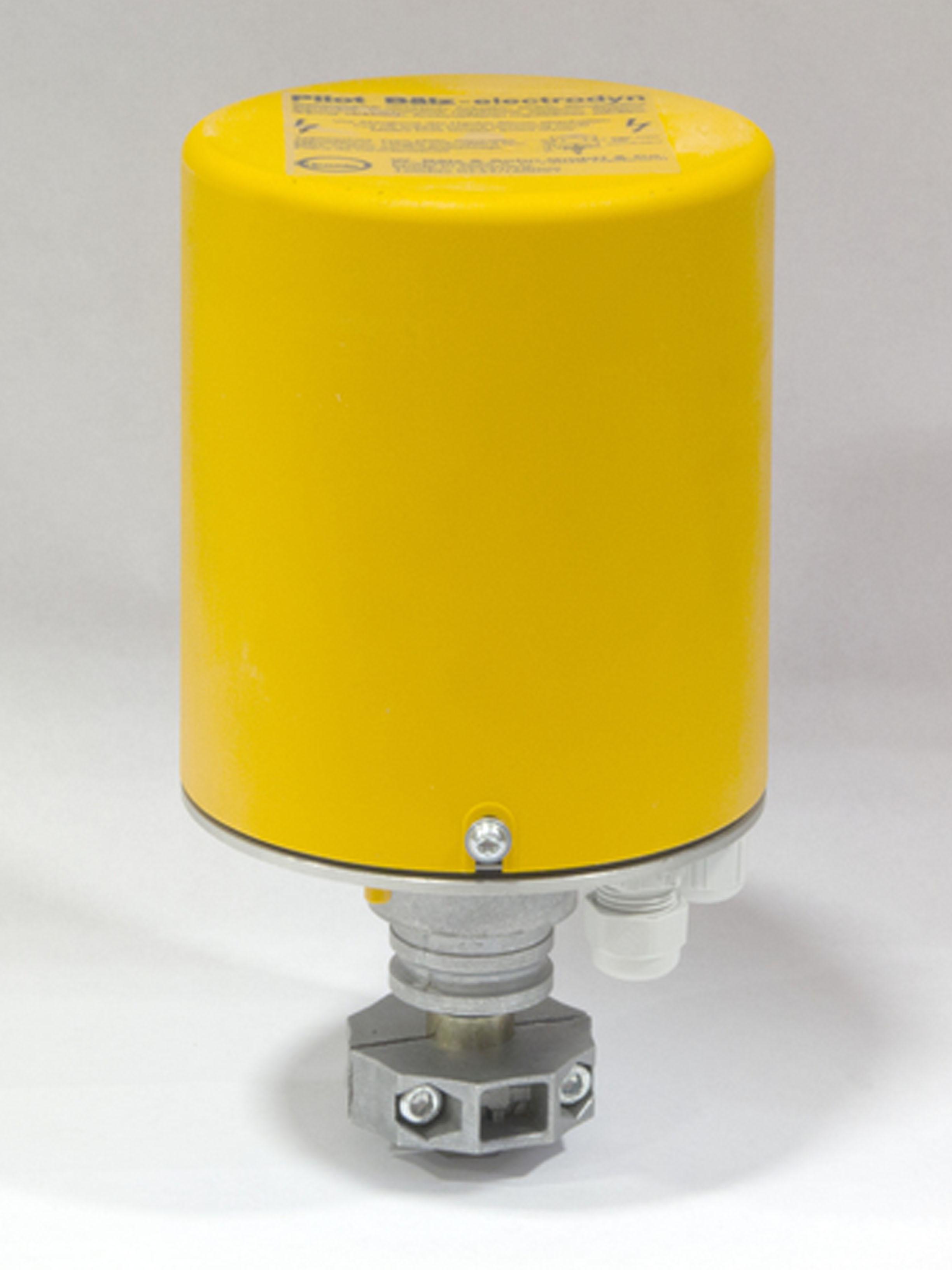 Đầu van điều khiển điện baelz 373-e07