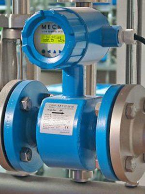 Đồng hồ nước thải hiển thị tại chỗ