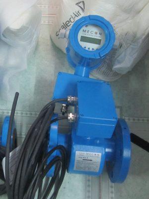 Đồng hồ nước thải hiển thị điện tử