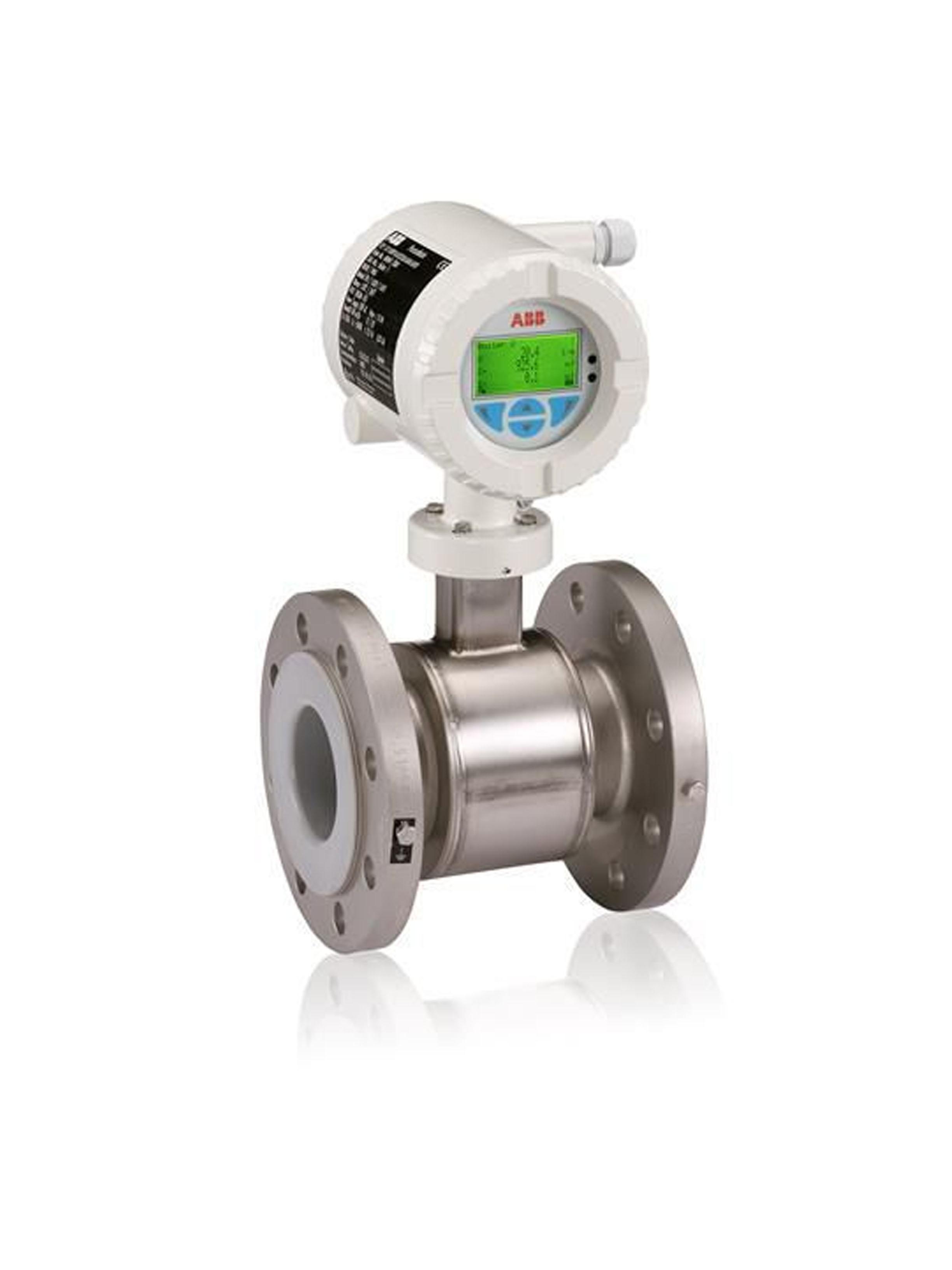 Đồng hồ đo lưu lượng nước thải ABB